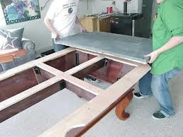 Pool table moves in Kingsport Tennessee