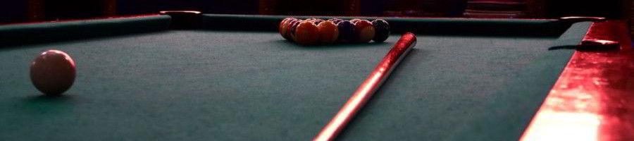 Kingsport pool table setup featured