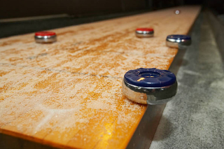 SOLO® Shuffleboard Movers Kingsport, Tennessee.